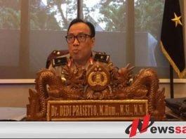 Polisi Tangkap 5 Terduga Teroris Di Jabar