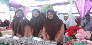 Sambut Ramadhan PP Zainul Hasan Gelar Galeri Mazhone 2019