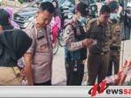 Satpol PP OKI dan Polsek Kayuagung Gencar Razia Petasan Selama Ramadan