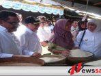 Gubernur Jatim Pantau Stok Sembako Di Pasar Anom Baru Sumenep