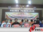 Konsumsi Narkoba, 5 Warga Pamekasan Ditangkap Polisi