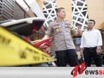Polres Probolinggo Amankan Puluhan Kendaraan Knalpot Brong