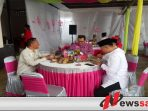 Jalin Silaturahmi, Kapolres Pulau Buru Gelar Open House