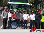 Pemkab Bondowoso Sediakan 2 Armada Bus Untuk Arus Balik Lebaran