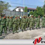 Pemkab Ogan Komering Ilir Registrasi Anggota Linmas