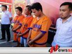 Polda Jatim Buru 13 DPO Pelaku Pembakaran Polsek Tambelangan Sampang