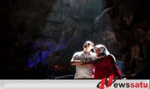Ramai Pengunjung, Gua Soekarno Sumenep Di Isukan Ada Mahluk Gaib