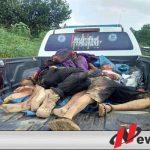 4 Orang Tewas Dalam Bentrok Warga Lampung Dengan Ogan Komering Ilir