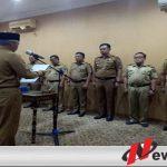 Bupati Ogan Komering Ilir Mutasi Pimpinan OPD