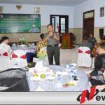 Danrem 082 CPYJ Silaturahmi Dengan Komponen Masyarakat