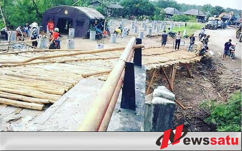 Inilah Kondisi Terkini Jembatan Mesuji Lampung-Pematang Panggang Kabupaten OKI