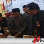 KPU Tetapkan DPRD Kabupaten Periode 2019-2024