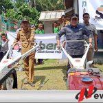 Kabupaten Ogan Komering Ilir Pasok Cadangan Beras Nasional