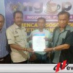 PWI Provinsi Sumsel Tunjuk Mujianto Sebagai Plt Ketua PWI OKI
