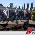 "Pansel Terindikasi ""Main Mata"", FKMS Demo Kantor Pemkab Sumenep"