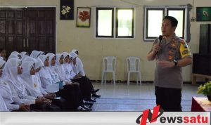 Polres Bondowoso Ajak Ratusan Pelajar Perangi Narkoba