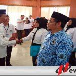 Wabup Ogan Komering Ilir ASN Harus Profesional Dalam Tugasnya