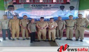 DPMD Bondowoso Dorong Pemanfaatan Kualitas Dana Desa Melalui Bursa Inovasi Desa