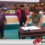 DPRD Kabupaten Buru Menetapkan KUA PPAS 2020 dan KUA PPAS Perubahan 2019