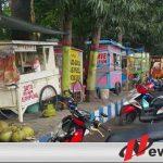 PKL Dilarang Berjualan Di Alun- Alun Kota Probolinggo