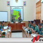 Tim Pokja Staf Ahli Ksad Bidang Ideologi Politik Terjun Di Korem 082 CPYJ
