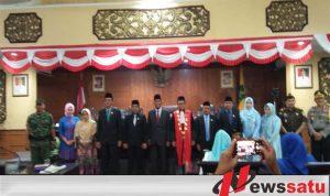4 Pimpinan DPRD Sumenep Dilantik