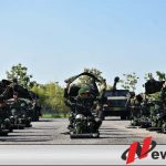 Armed 12 DIVIF-2 Kostrad Gelar Pasukan Dan Alutsista