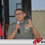 Cegah Adanya Pelanggaran, Anggota Korem 082 CPYJ Diberi Sosialisasi Hukum