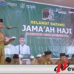 Pemkab Ogan Komering Ilir Sambut Kedatangan 285 Jamaah Haji