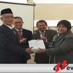 Bupati Bondowoso resmi Tutup Diklat PIM III