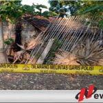 Efek Pilkades, Kandang Dan Dapur Ketua Panitia Pilkades Juruan Laok Diduga Dibakar