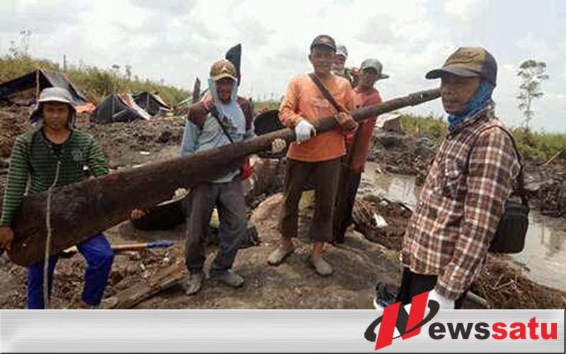 Marak Penemuan Benda Purbakala, Bupati OKI Himbau Warga Wajib Lapor