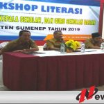 Disdik Sumenep Gelar Workshop Literasi