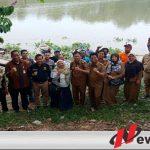Nelayan Ogan Komering Ilir Melaut Dengan Gunakan Tabung Gas Elpiji