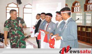 Pelajar Ponpes Al-Islah Di Bondowoso Dibekali Wawasan Kebangsaan