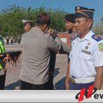 Polres Buru Gelar Apel Pasukan Operasi Zebra Siwalima 2019