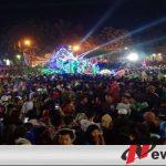 Ribuan Warga Sumenep Saksikan Musik Tong-tong