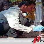 Rumah Warga Di Probolinggo Dilempari Bom
