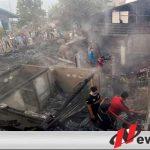 Tiga Rumah Warga Di Ogan Komering Ilir Ludes Terbakar