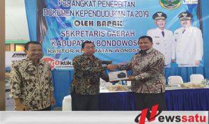 Akhirnya 12 Kecamatan Di Bondowoso Bisa Rekam E KTP Lagi