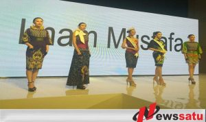 Batik WMS Tampil Dalam Grand Launching Etnura Fashion Indonesia