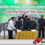 Bupati Bondowoso, Gedung PA Memiliki Dampak Positif