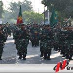 Gerak Jalan Yudha Wastu Pramuka Jaya