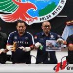 Polisi Tembak Pengedar Ribuan Pil Ekstasi Di Jakarta