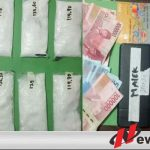 4 Pengedar Narkoba Ditangkap Polda Kalsel