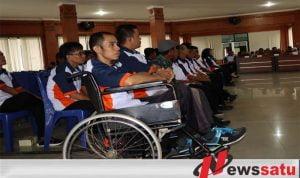 Akhirnya Penyandang Disabilitas Di OKI Dapat Perhatian