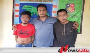 Curi Kawasaki KLX, Dua Warga Pulau Kangean Sumenep Ditangkap Polisi