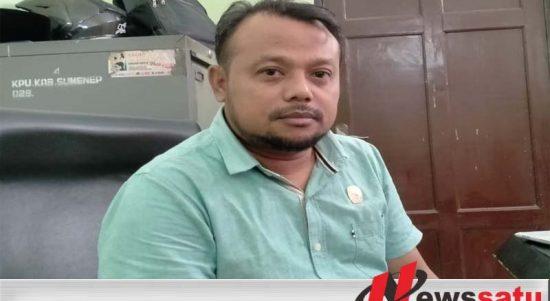 Rafiqi Tanzil, Divisi SDM dan Parmas KPU Sumenep