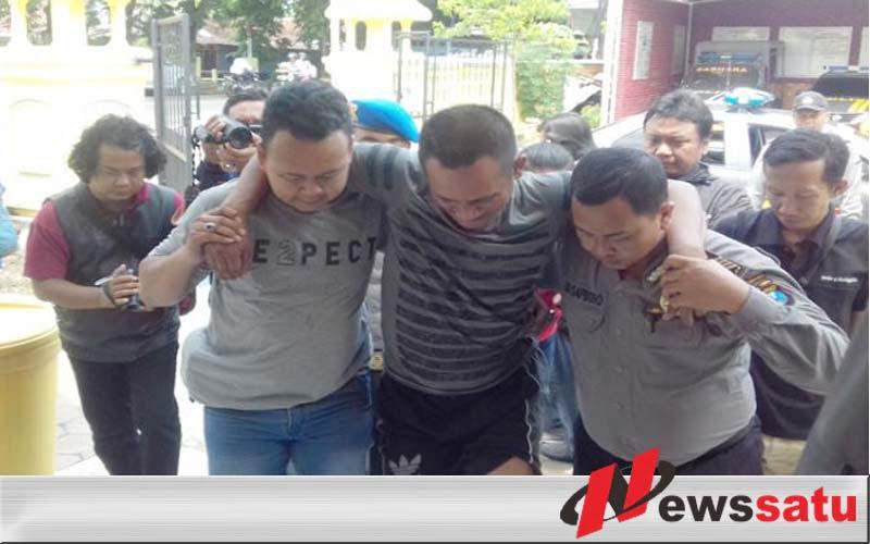 Polres Kota Probolinggo Tembak Pelaku Curwan