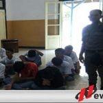 Satpol PP Kota Probolinggo Amankan Belasan Pelajar